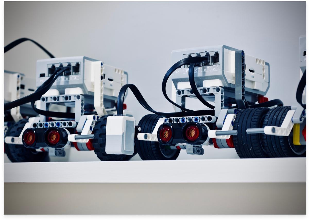 Robotika | VOŠ, SPŠ a OA Čáslav