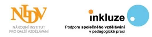 Inkluze Logo   VOŠ, SPŠ a OA Čáslav