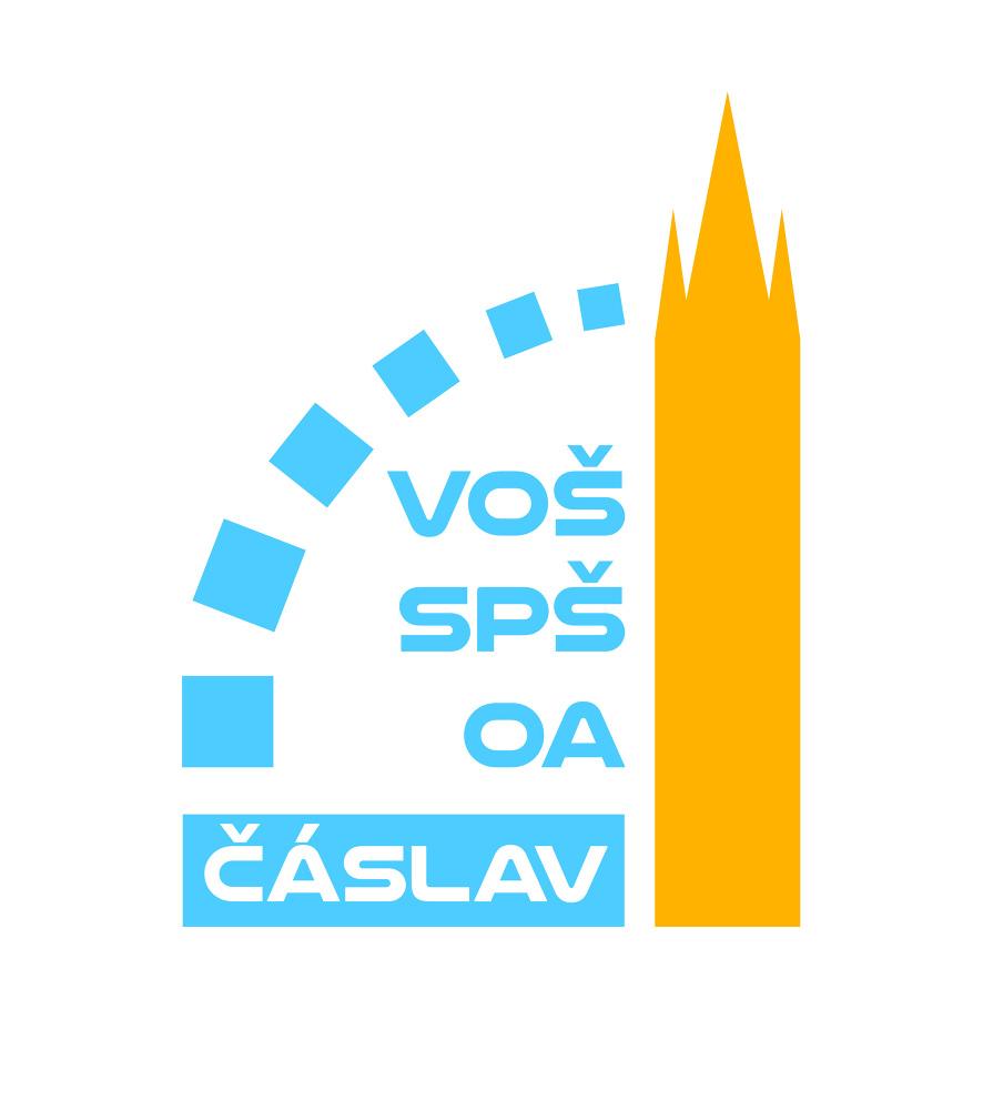 Vos Sps Caslav Logo Cmyk | VOŠ, SPŠ a OA Čáslav